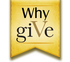 Why to Give